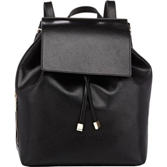 Black leather handbags india