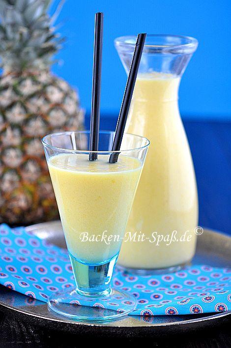 Mango- Ananas Smoothie