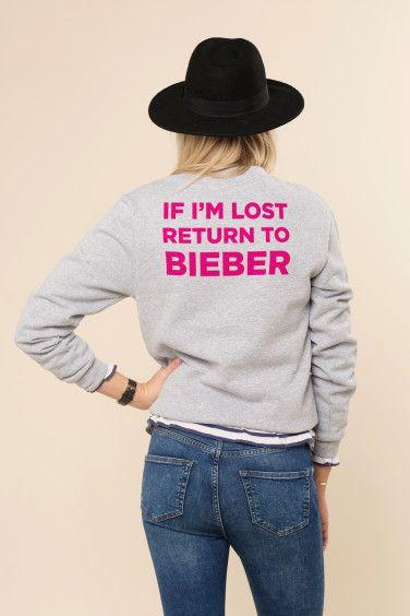 If I'm Lost...Bieber