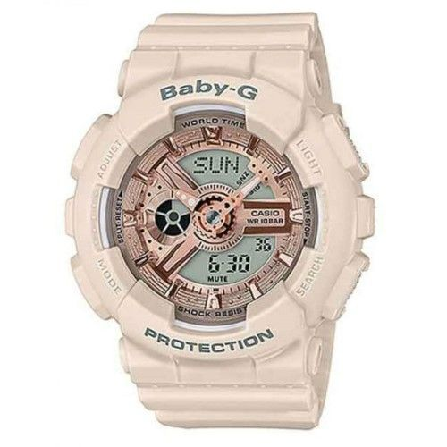 Casio Baby G Style Ba110cp 4a Baby G Shock Watches Casio Watch Women G Shock Watches