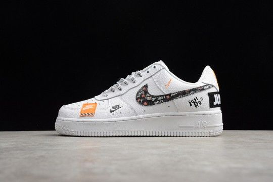 Nike Air Force 1 Low 'Just Do It' AO3977 100 | Nike casual