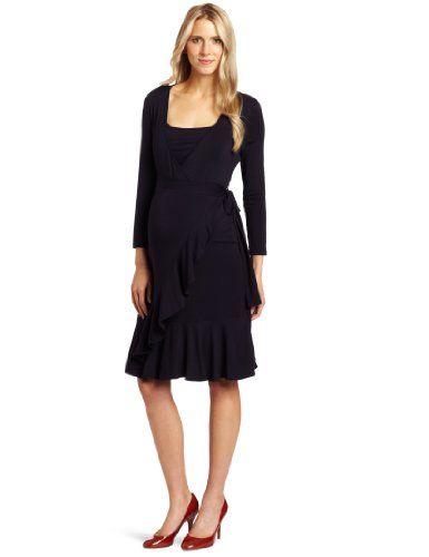 Ripe Maternity Women's Flounce Nursing Dress « Dress Adds Everyday