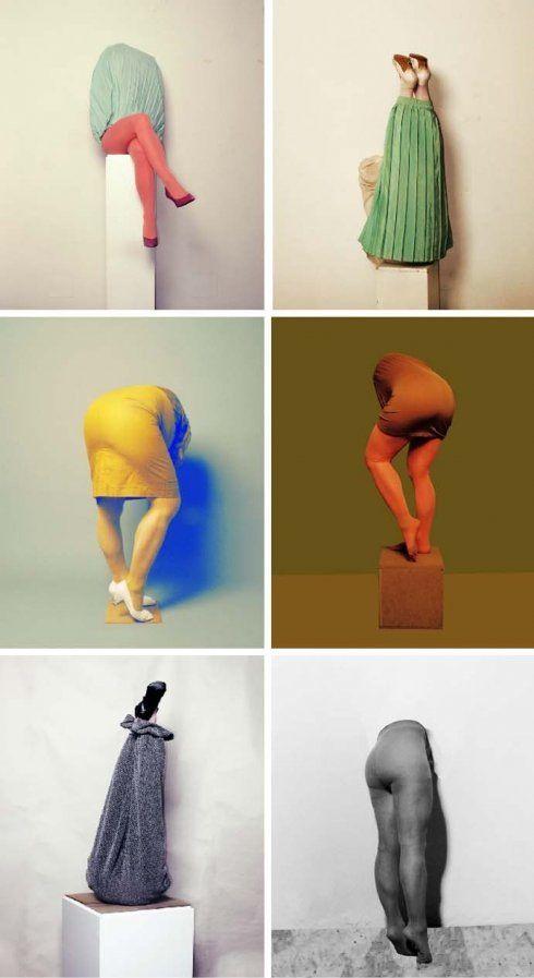 isabelle wenzel: Figure