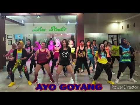 Ayo Goyang By Cita Citata Joged Zumba Lilac Zumba Ayo Zumba Dance