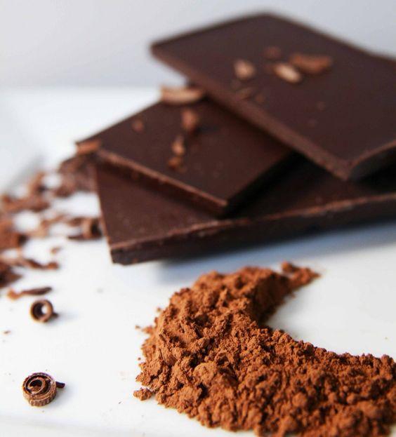 Chocolate...Good medicine
