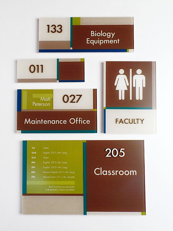 Pinterest the world s catalog of ideas - Ada interior signage requirements ...