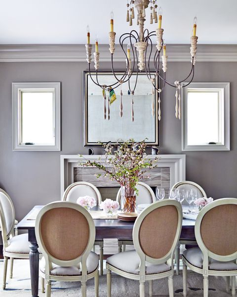 15 Calming Paint Colors That Will Instantly Relax You Mauve