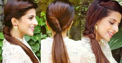 5 Best And Easy Ponytail Hairstyles Ponytail Hairstyles Easy Easy Hairstyles Easy Summer Hairstyles