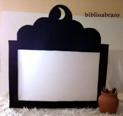 Teatro de sombras (con una caja de cartón y papel vegetal