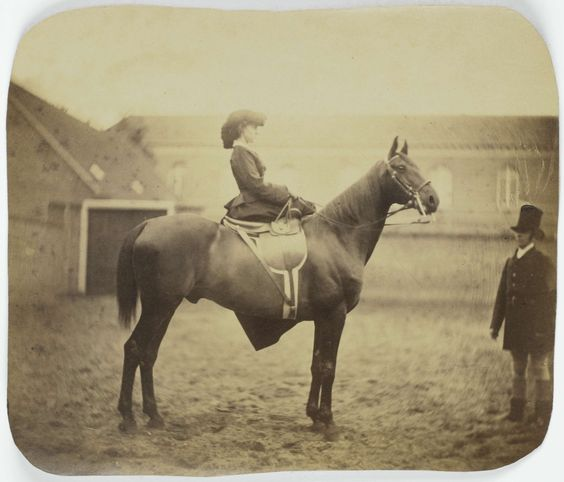 Alexandrine Tinne (1835–1869) was a Dutch explorer in Africa and the first European woman to attempt to cross the Sahara.