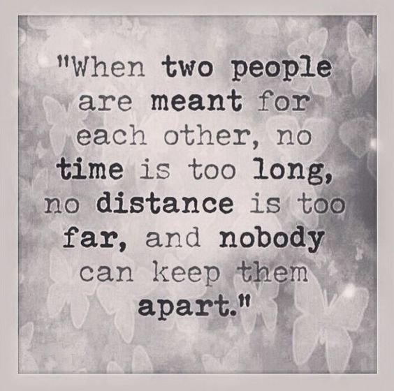 Love Each Other When Two Souls: When Two People Are Meant For Each Other Love Love Quotes