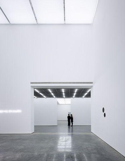 http://cmk-architects.com/projects/white-cube-bermondsey/