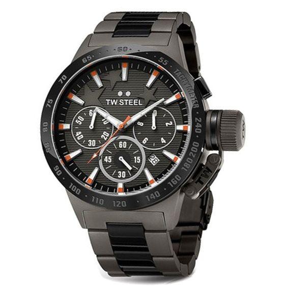 Reloj hombre analógico - negro