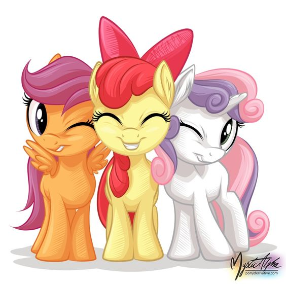 Equestria Daily: Discussion: Do You Actually Want the CMC To Get Their Cutie Marks?