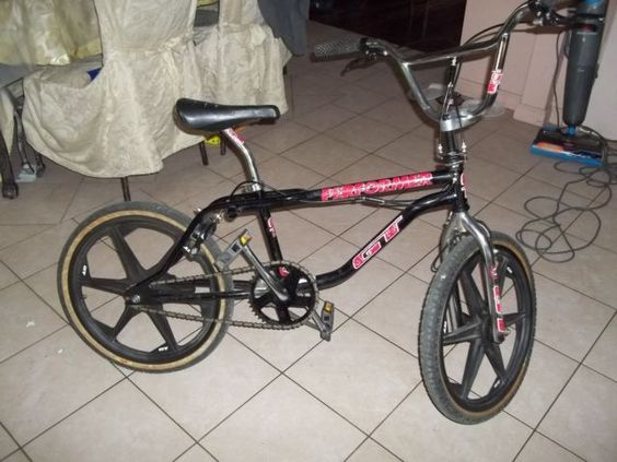 1992 gt performer old school bmx bike all original. Black Bedroom Furniture Sets. Home Design Ideas