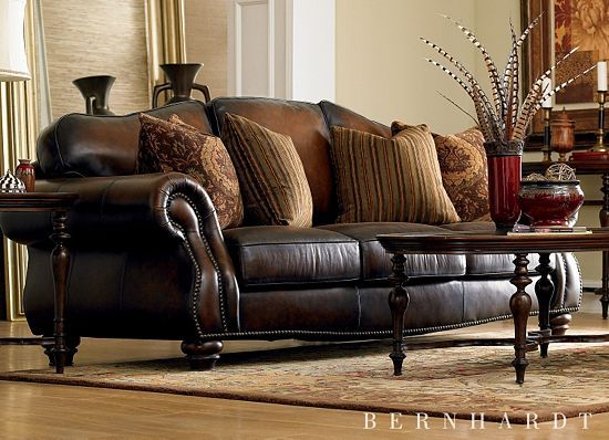 Design An Elegant Western Living Room With #Havertys Grand