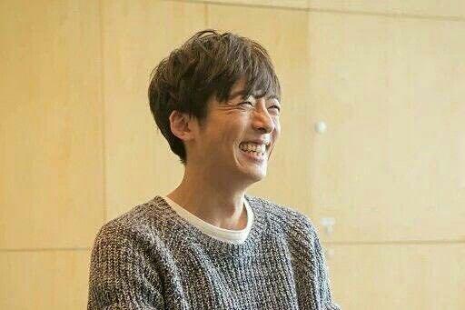笑顔が可愛すぎる高橋一生