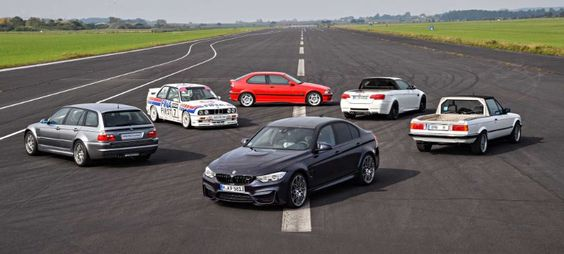 30 Years Of The #BMW #M3 - The Story Behind The Legend http://bit.ly/2d4sCJ4