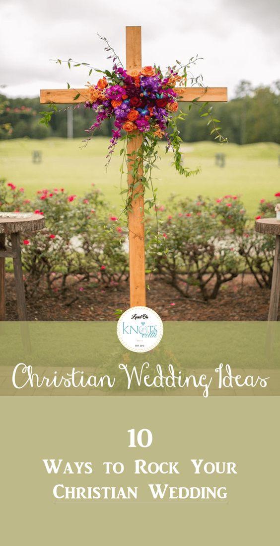 christian wedding ways rock
