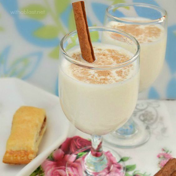 "Linda Nortje on Twitter: ""Milktart Shooters - taste just like the tart, but with a huge kick ! #SouthAfrican Recipe: https://t.co/uoLGLcdTeF https://t.co/kn6Jsp8oip"""