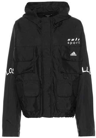 X adidas jacket (SEASON 5) #cool#jacket#details   Adidas