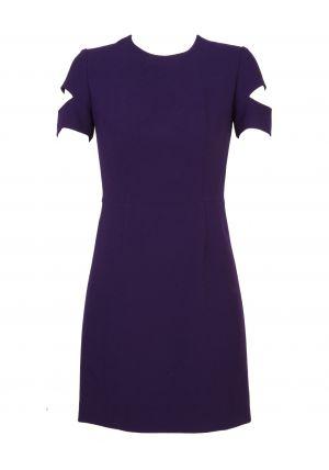 Cut Out Sleeve Dress