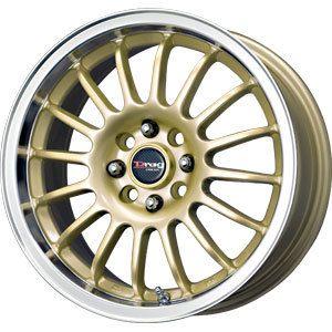 DRAG DR-41 Gold Wheel/Rim (for the Miata)