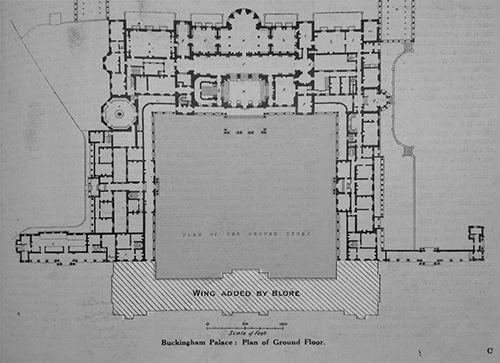 Buckingham palace floor plans pinterest interiors for Palace floor plans