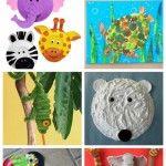 zoo animal crafts amp recipes craft ideas pinterest zoo animal