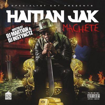 Haitian Jak Machete