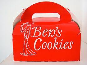 L'Amour des Mets: Mes petites adresses : Ben's cookies à Londres !