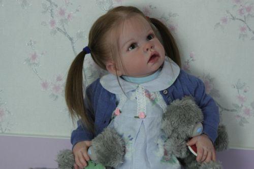 Tippi par Linda-Murray-Reborn-petit-Girl-Doll