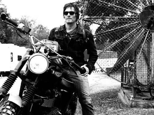 Norman and the Triumph