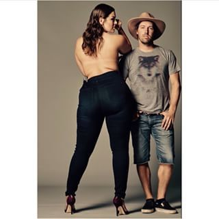 ashley graham back shot instagram - Google Search ...