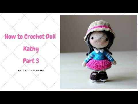 ENGLISH AMIGURUMI Crochet doll PATTERN, pdf, crochet toy diy ... | 360x480