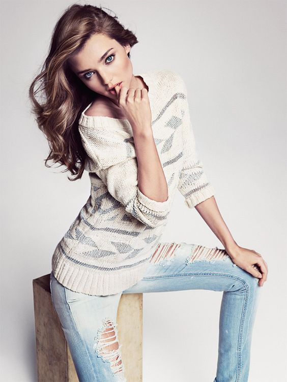 #sexy Topmodel Miranda Kerr
