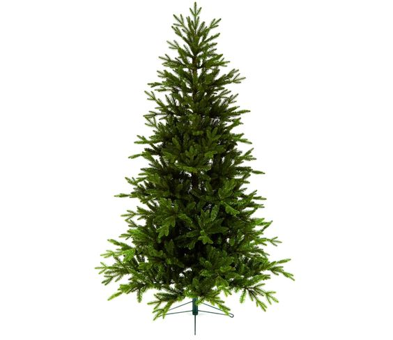 The Natural Pine Tree is an artificial tree available in two different sizes. The design of the tree is very realistic and will provide your home with a traditional looking tree.