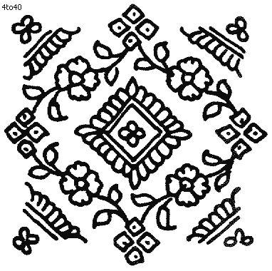 Indian Motifs Textile Pattern, Lawn Fabric, Indian Motifs Dynamic Textile Patterns, Textile Guide Delhi India