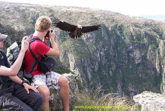 Quebrada de los Condoritos - Parque Nacional - Córdoba, Argentina