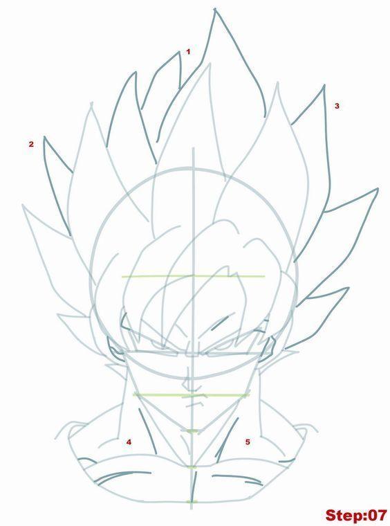 Pin By Adrianna Sielska On Manga Drawings Dragon Ball Painting Goku Drawing Dragon Ball Artwork