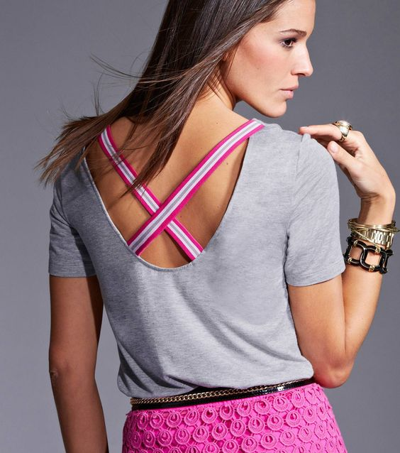 Camiseta Benize.es - Tallas grandes   http://www.benize.es/new-arrival/camisetas-y-tops/camiseta-mujer-manga-corta-213411-1NP-NP-nN010100.htm