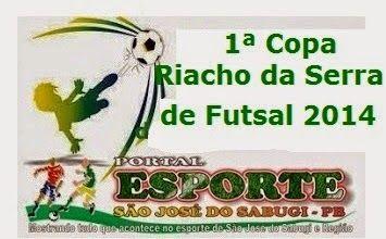 Portal Esporte São José do Sabugi: 1ª Copa Riacho da Serra de Futsal: Sport e Inter v...