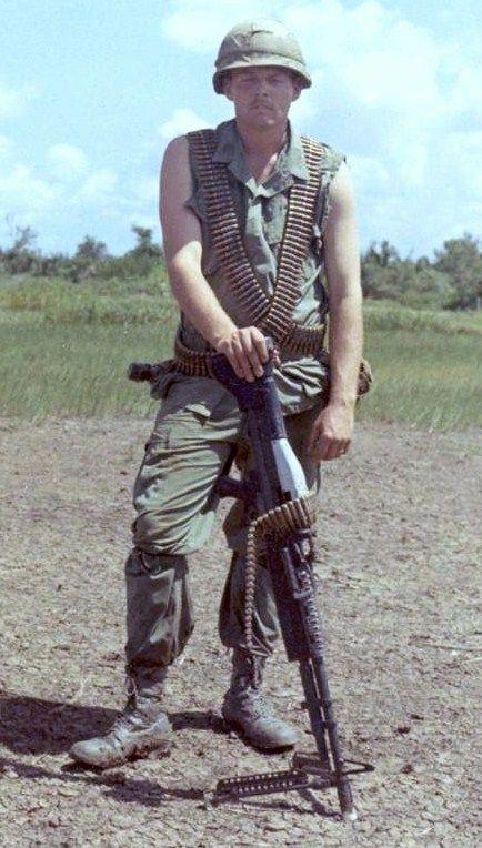 bloodborne machine gunner