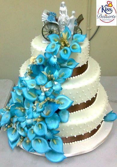 Kiss Baking Company In Trinidad Wedding Cake Design