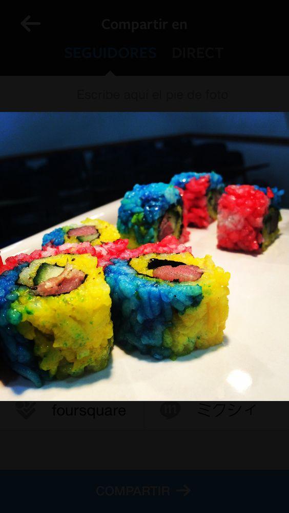 Fiebre Mundial #Sushi GoColombia!