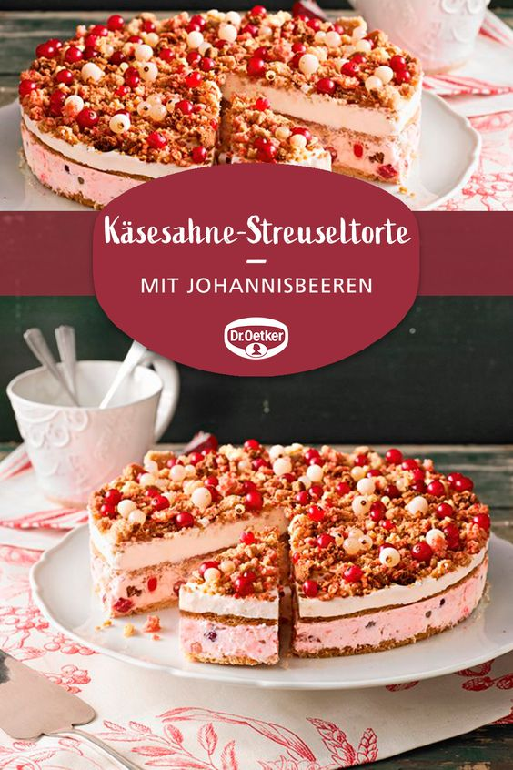 Kasesahne Streuseltorte Rezept Kuchen Und Torten Rezepte Kuchen Und Torten Torten Rezepte
