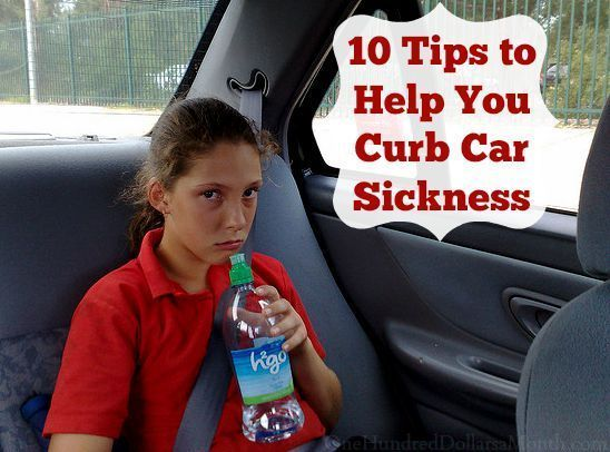 10 Tips To Help You Curb Car Sickness Car Sick Sick Remedies Car Sickness Remedies