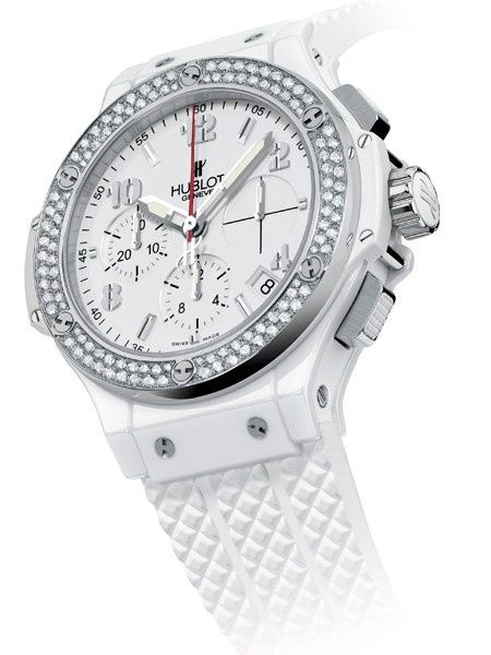 Women Hublot Big Bang Diamond Bezel Watches