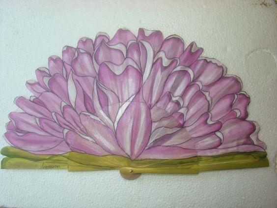 Abanico Floripondio