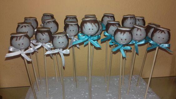 Cake pop anjinho....